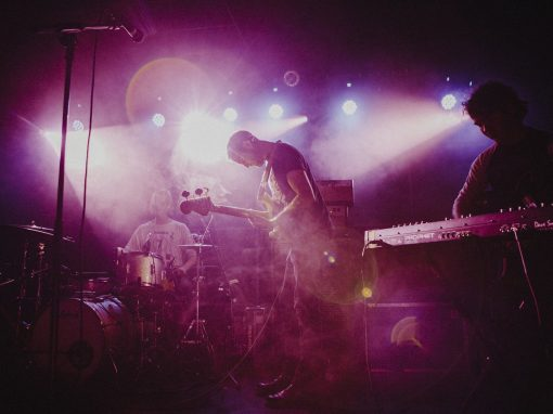 Preoccupations + Vulk | La [2] de Apolo, 31/01/2019