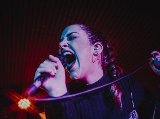 Agoraphobia | Sala Sidecar, 18/01/20